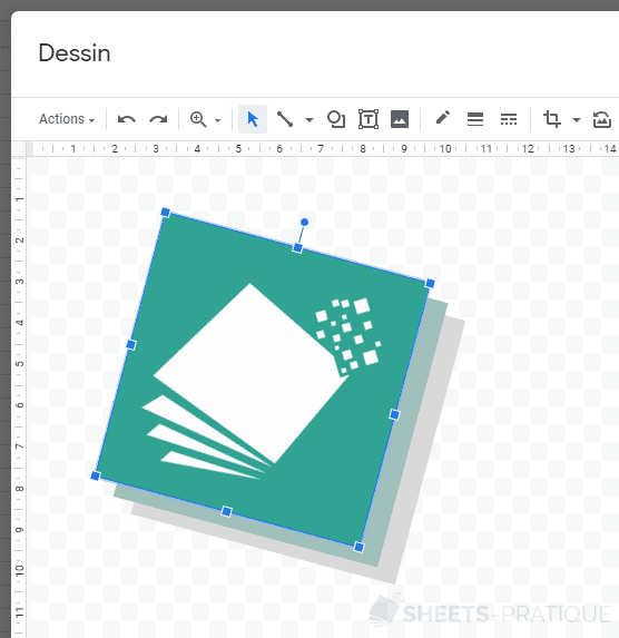 google sheets dessin image personnalise images