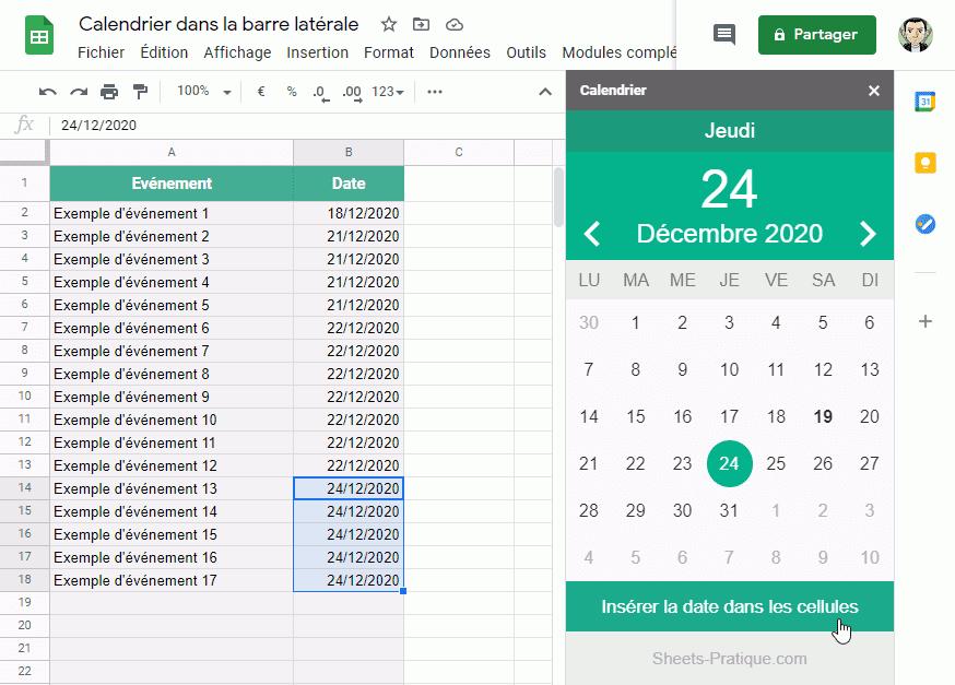 sheets google apps script sidebar datepicker